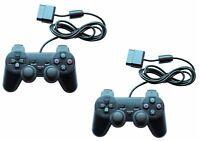 2x Gamepad Controller Joypad für Playstation 1 PS1 und Playstation 2 PS2