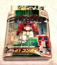 Transformers Robomasters 01 Generation 1 Convoy - Optimus Prime