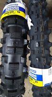 Enduro medium Reifensatz Michelin  140/80/18 90/90/21 Straßenzugelassen
