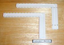 Lego Garage Door Brick Frame 60047 White