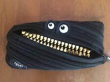 Zipit Pencil Case Black EUC