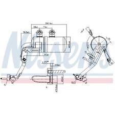 1 Trockner, Klimaanlage NISSENS 95570 passend für FORD