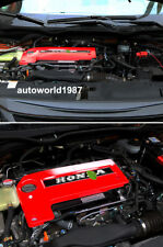 Fit For Honda Civic 1.5T 2016-2017 ABS material Auto Engine Cover Bonnet Hood