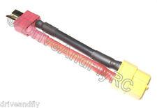 XT60 Female Deans Ultra Male Nylon T-Connector Adapter TPlug Easy Grip XT-60 USA