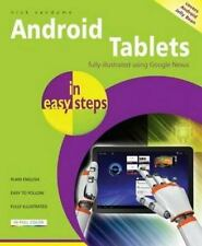Android Tablets in easy steps: By Vandome, Nick