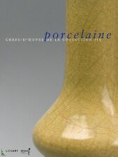 Porcelain: Masterpieces of the Ise collection, French book