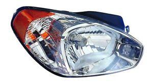 Headlight Assembly-Sedan Right Maxzone 321-1132R-ACD fits 2006 Hyundai Accent