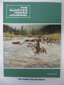 The Quarter Horse Journal  May 1990     AQHA Foundation Auction