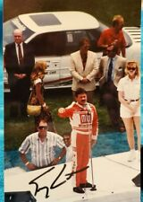 "Terry Labonte NASCAR hand autographed 4X6"" racing photo  1993 Charlotte"