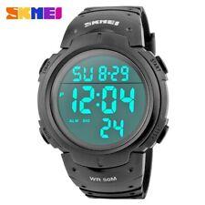 Sports Watch Unisex 30M Waterproof Fashion/Smart Swiming Digital LED Watch 2019