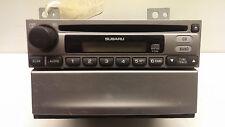 Original Subaru Forester Radio Receiver AM-FM-CD-Player 86201SA360 CQ-JF7660A