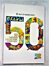 50 Cartoon Collection: Scooby-Doo (DVD, 2019, 5-Disc) NEW animated family fun
