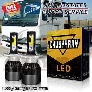 LED Headlight Light Bulbs Conversion Kit For Nissan UD 1800 2000 2300 2600 3300