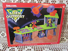 Alien Outpost Galactic Playset New 1997 Complete Sealed Box Shelcore #82088