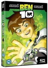 Ben 10 Tennyson Season 1 Volume 1 DVD Region 2 Imported Paul Smith Tara Strong