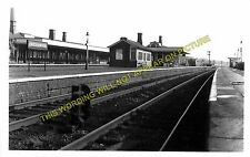 Cricklewood Railway Station Photo. West Hampstead - Hendon. Elstree Line. (1)