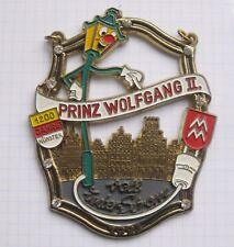 PRINZ WOLFGANG II. /  MÜNSTER 1993 ............ Karnevalsorden (032)