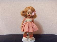 NASB strung Muffie doll strawberry blonde