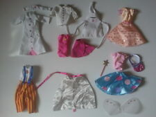 FELICITY WISHES PLUSH DOLL CLOTHES - Bulk Lot - Good Condition (Lot E)