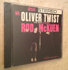 ROD McKUEN CD MR. OLIVER TWIST CCM-114-2 1999 POP