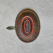Orig Imperial Russian Army WW1 or Civil War era military cap cockade hat badge