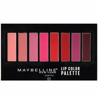(BUY2 GET1 FREE ADD 3 TO CART) Maybelline NY Lip Studio Lip Color Palette 01