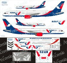 1:144 Ascensio (5B1) 752-008 Decals Boeing 757-200 AzurAir