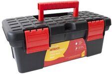 "10"" Mini DIY Tool Box Handle Tray Storage Garage Builder Fishing NEW- Amtech"