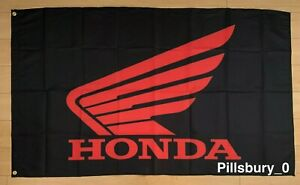 Honda Racing Motorsports Motorcross 3x5 ft Flag