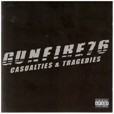 Gunfire 76 - Casualties & Tragedies - Gunfire 76 CD MYVG The Fast Free Shipping