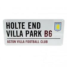Official Licensed Football Product Aston Villa Street Sign Holte End He Wall