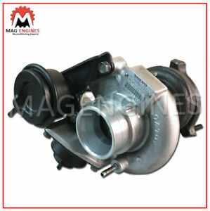 49189-05202 TURBO CHARGER VOLVO GENUINE B5244T3 8658098 FOR S60 S80 XC70 2.4 LTR
