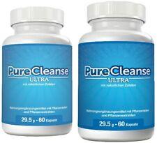 2 x Pure Cleanse Ultra Inhalt: 120 Kapseln  PureCleanse Ultra BLITZVERSAND