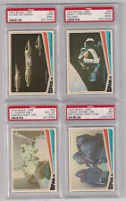 1976 SPACE 1999 A FLEET OF HAWKS   #22  PSA 9 (ST)