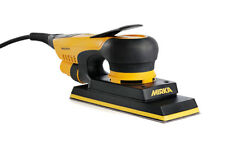 Mirka DEOS 383CV electric 3.0mm orbital sander with central vacuum