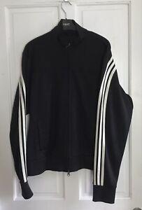 Y-3 Adidas Black Jacket Size Large