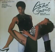 André Cymone ‎– Make Me Wanna Dance (VG+)