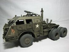 1:25 Scale The M25 Tank Transporter Dragon Wagon DIY Handcraft Paper Model Kit