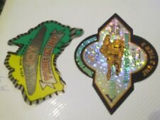 New listing 2 nice Australia Joy Mining Sticker