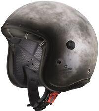 Caberg Freeride ferro Antracite Cool acciaio Ottica Moto Jethelm con Ece22-05 S