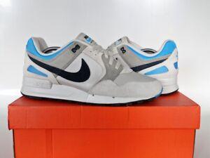 Nike Air Pegasus 89 SE Light Bone EU44.5 US10.5 UK9.5 OG Blue Triax Air Max 1 90