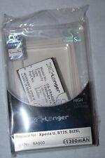 CAMERON SINO BATTERIE Sony Ericsson Xpéria U- St25 BA600- CS-ERA600XL