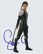 SAM CLAFLIN Signed THE HUNGER GAMES FINNICK ODAIR Photo w/ Hologram COA