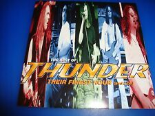 THUNDER cd THEIR FINEST HOUR AND A BIT free US shipping