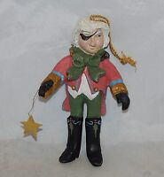 """House of Hatten Large 9"""" Pirate Ornament"""