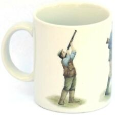 Rough Shooting Theme China Mug Shooting Gift