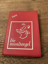 Die Mundorgel - Neu - 1984 mit Noten
