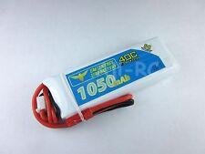 E-Flite Blade 200 QX CX/CX2/CX3 1050mAh 7.4V 2-Cell 40C LiPo RC Battery w/JST