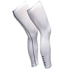 Beinlinge für Radsport in Weiß