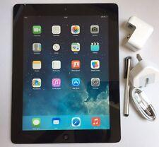 Apple iPad 2 32GB, Wi-Fi, 9.7in - Black + EXTRAS